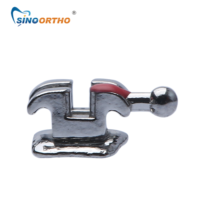 Orthodontic Brackets China MIM Mesh Brackets