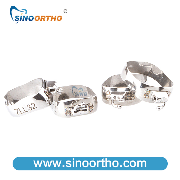 China Orthodontic products 2nd Moalr Bands