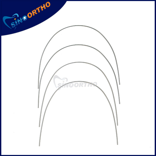 China Dental Supplies Online Niti Arch Wires